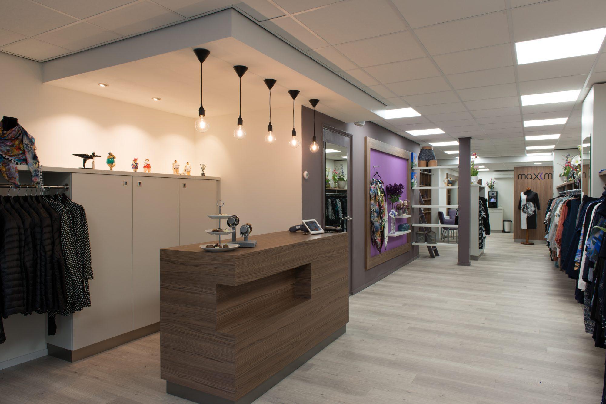 Project Winkelinterieur te Dongen - Nouwens Interieur